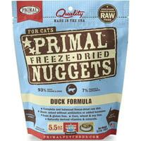 Duck Formula Grain-Free Freeze-Dried Cat Food, 5.5 oz