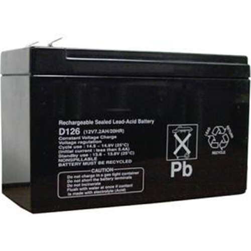Bosch Security Device Battery D126