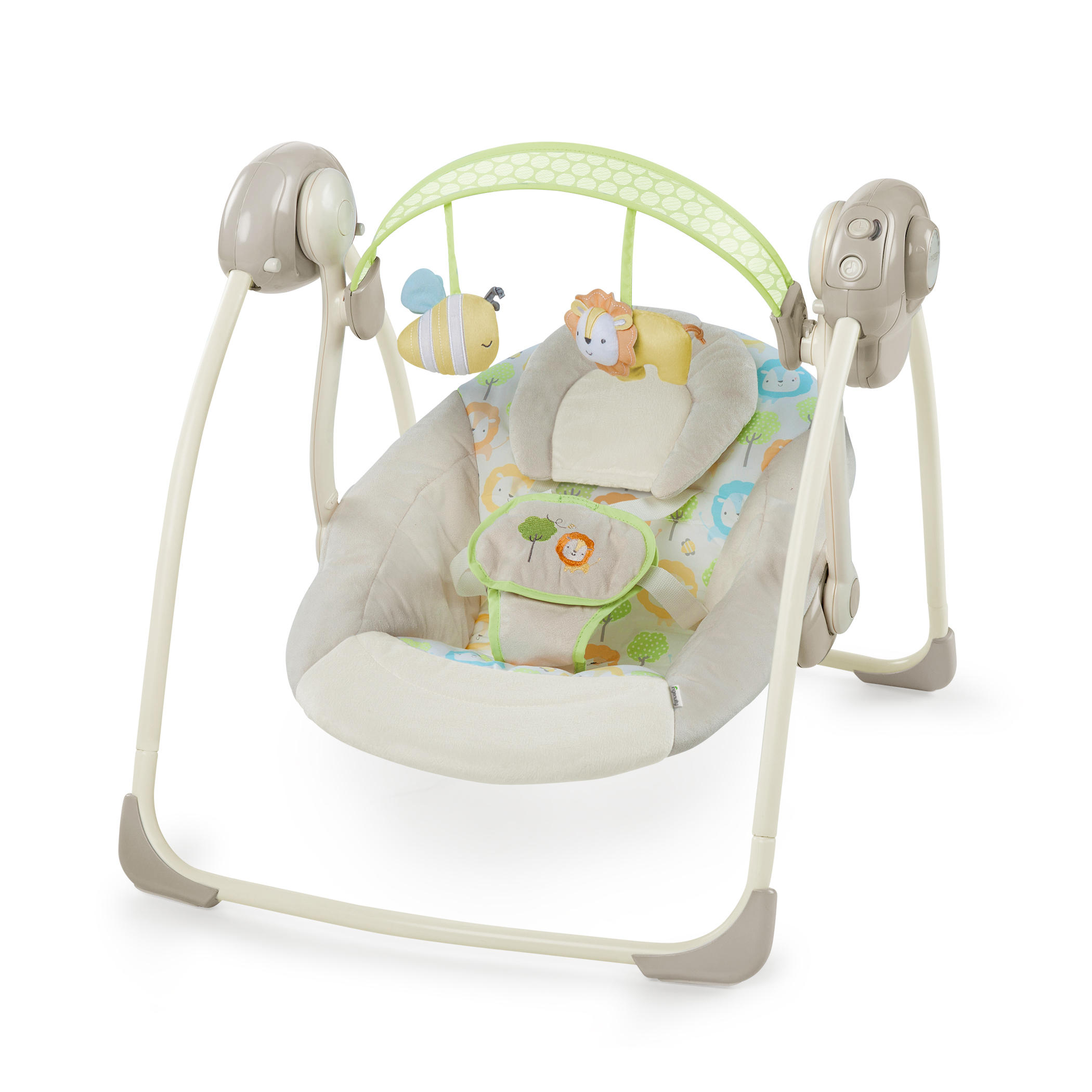 Ingenuity Soothe 'n Delight Portable Swing Sunny Snuggles by Ingenuity