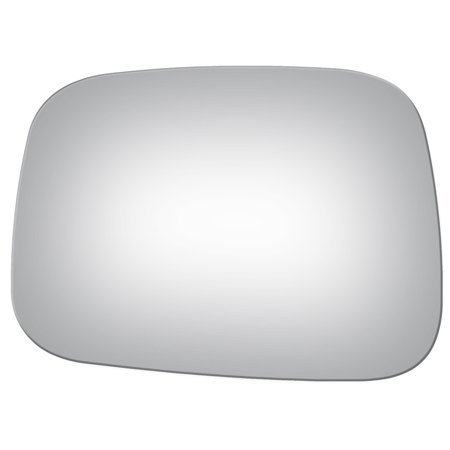 Burco 2299 Left Side Power Mirror Glass for Isuzu Rodeo, Trooper, VehiCROSS