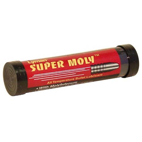 Lyman Super Moly Bullet Lube SKU: 2857272 with Elite Tactical Cloth by Lyman