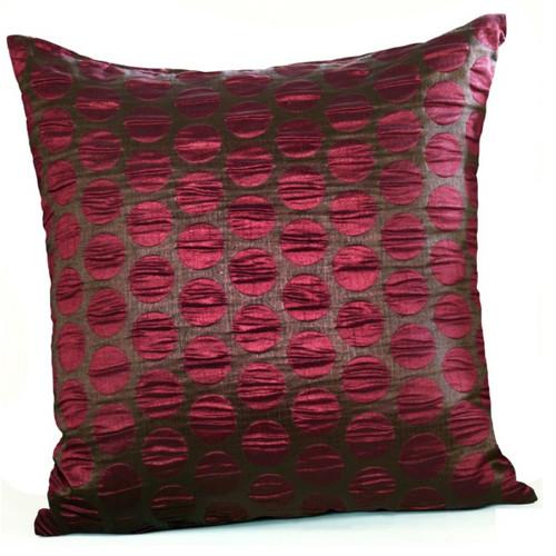 Jovi Home Spots Cotton Throw Pillow