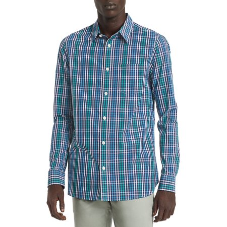 Plaid Shirt (Calvin Klein Shirts For Men)