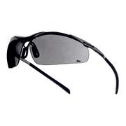 BOLLE SAFETY Safety Glasses,Smoke 40050
