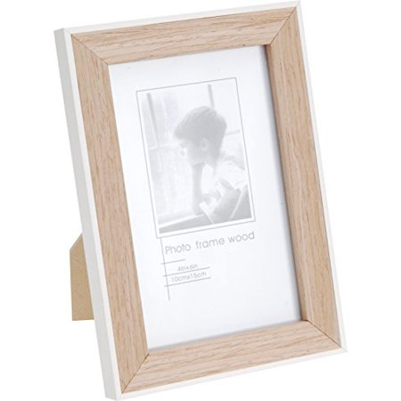 KM Wooden Photo Frame 4 x 6 (Wooden Photo Frames)