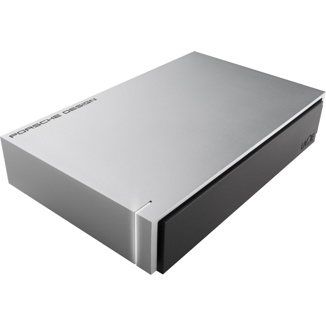 LaCie Porsche Design P'9233 3TB USB 3.0 Mobile Hard Drive (MAC) - LAC9000302