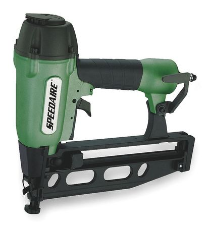 SPEEDAIRE Air Finish Nailer,Adhesv,3 4 to 2-1 2 I 3EVR1 by SPEEDAIRE