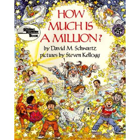 How Much Is a Million? (Anniversary) (Paperback) (How Much Are Smoke Machines)