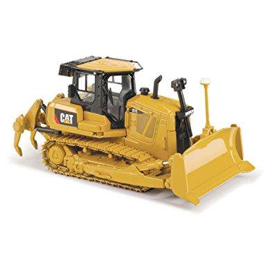 Norscot Cat D7e Track Type Tractor  1 50 Scale   Caterpillar Yellow