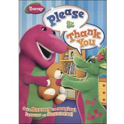 Barney: Please And Thank You (Full Frame) by