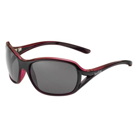 d935c590f6dad5 Bolle Solden Shiny Plum Translucent with Polarized TNS oleo AF Bolle Solden  Sunglasses - Walmart.com
