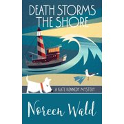 DEATH STORMS THE SHORE - eBook