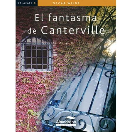 EL FANTASMA DE CANTERVILLE - eBook - Caras De Fantasmas De Halloween
