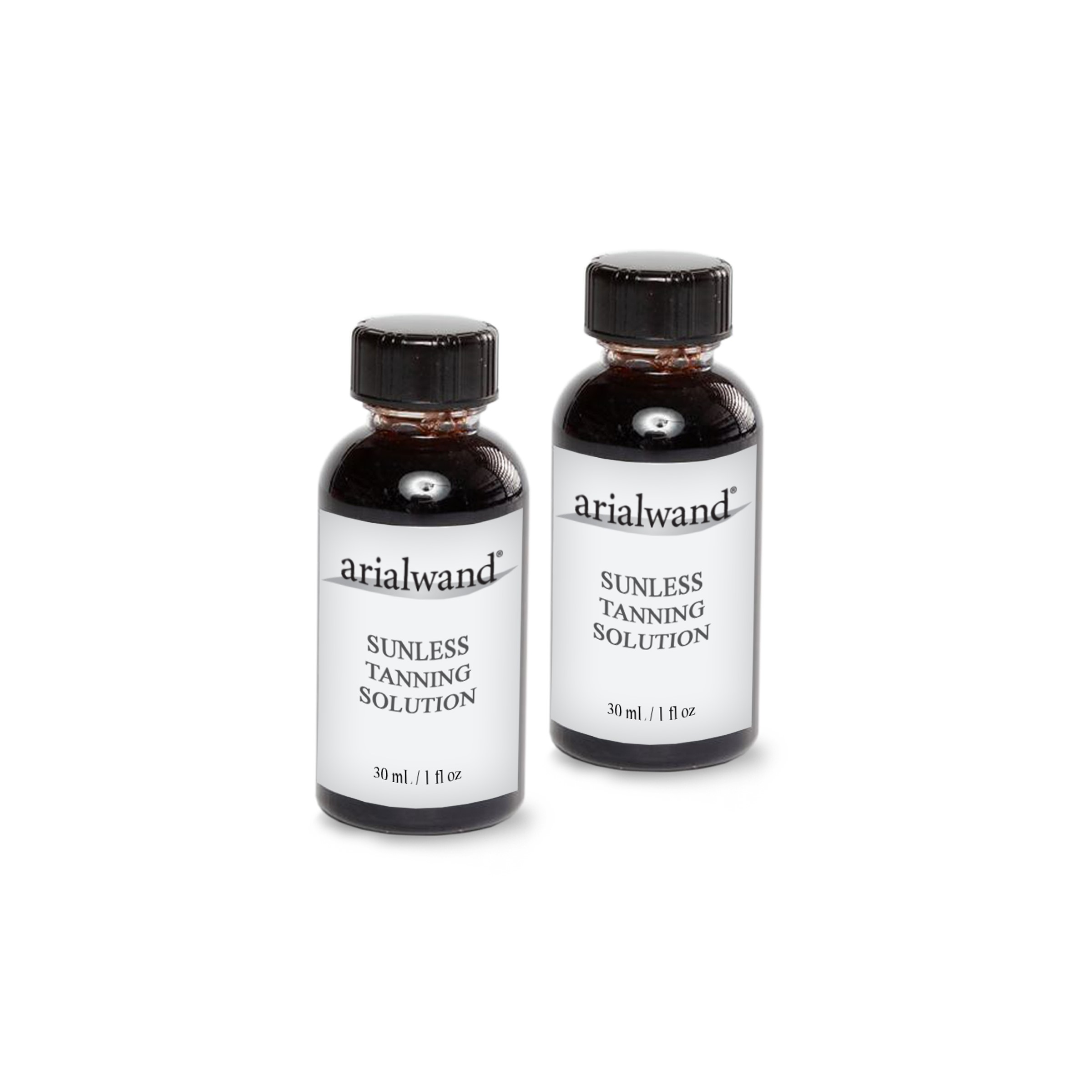 Arialwand Arialwand Sunless Tanning Solution System Refills Medium, 2 Ct