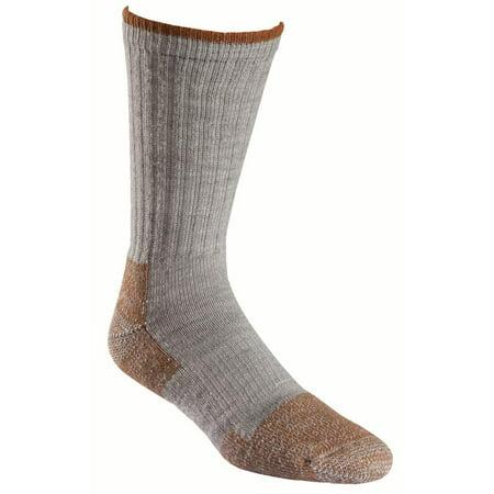 Fox River Steel-Toe Wool Men`s Heavyweight Crew Socks, Large, Grey
