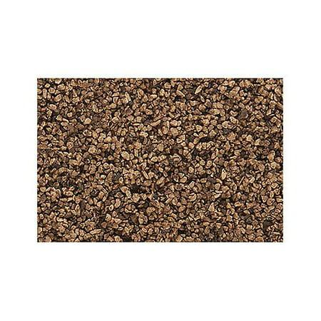 Woodland Scenics - Fine Ballast Brown - 18 Cu. in. bag  - B72