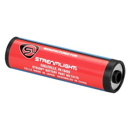 Streamlight OEM Replacement Lithium Ion Battery Stick for Strion & Protac Series Flashlights - 74175 Oem Replacement Battery