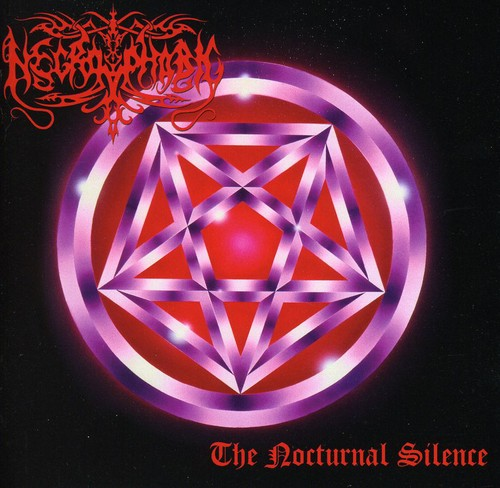 Necrophobic - Nocturnal Silence [CD]