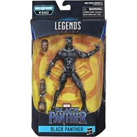 Marvel Legends MBaku Series Black Panther Action Figure [Act 1]