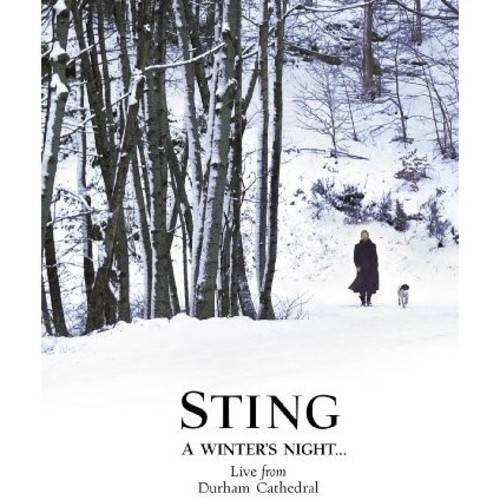 Sting: A Winter's Night... Live From Durham Cathedral (Widescreen)