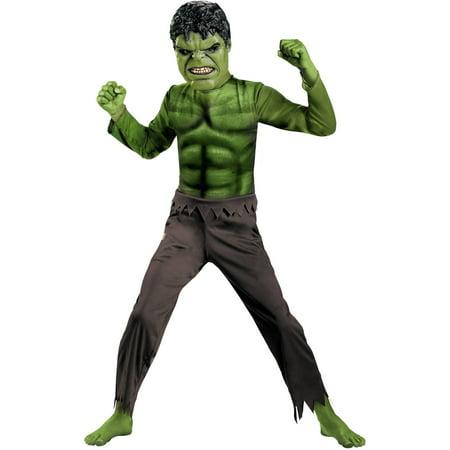 Hulk Halloween Costume Kids (Hulk Child Halloween Costume)