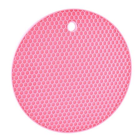 - Home Table Nonslip Heat Insulated Hot Pot Mat Pan Pad Holder 18cm Dia