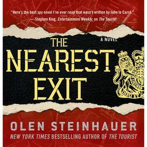 The Nearest Exit - Audiobook