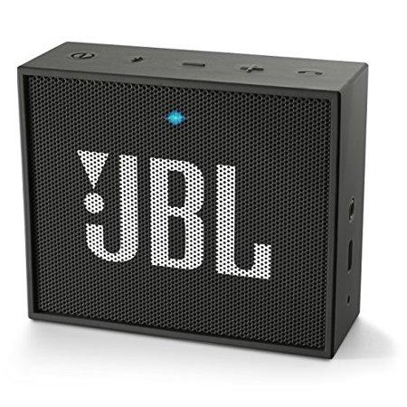 JBL GO Portable Wireless Bluetooth Speaker W  A Built-In Strap-Hook (black) by