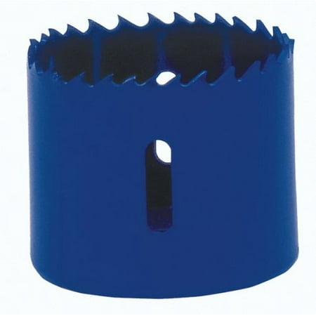 Irwin Metal (IRWIN 373212BX 2-1/2-Inch Bi-Metal Hole Saw, Bi-Metal Construction - for toughness and long life By Irwin-Tools)