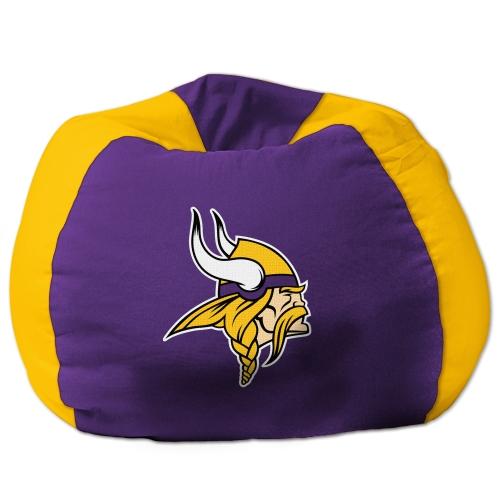 Minnesota Vikings Bean Bag Chair - No Size