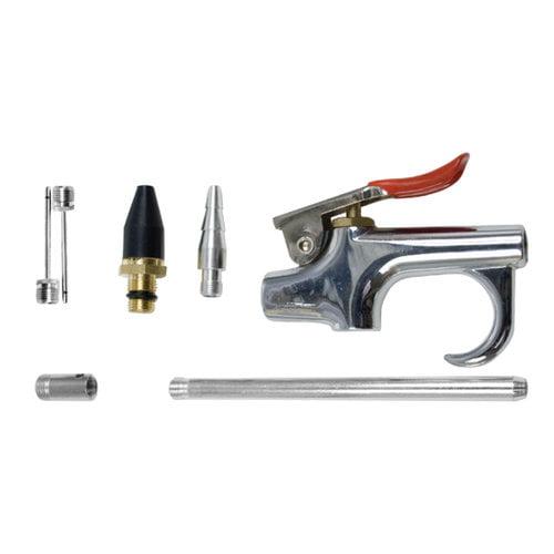 Powermate 7pc Blow Gun Kit