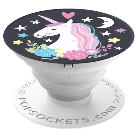 PopSockets Expanding Stand and Grip for Smartphones and Tablets - Unicorn Dreams