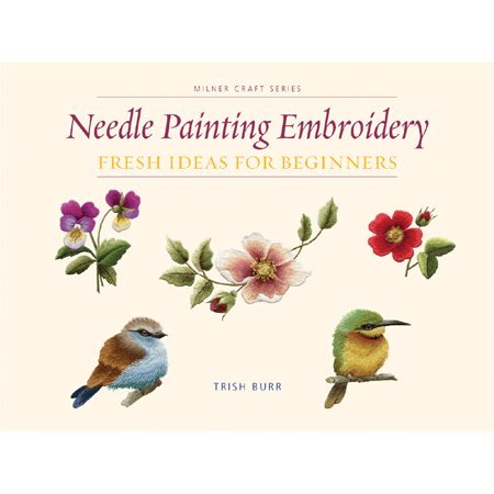 Needle Painting Embroidery : Fresh Ideas for Beginners - Halloween Eye Painting Ideas