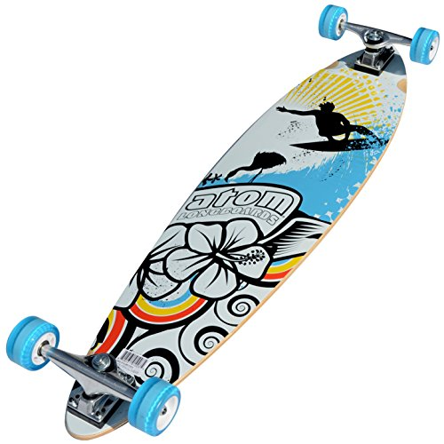 Atom Pintail Longboard by Atom Longboards