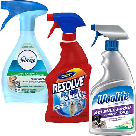Pet Stain and Odor Remover Bundle