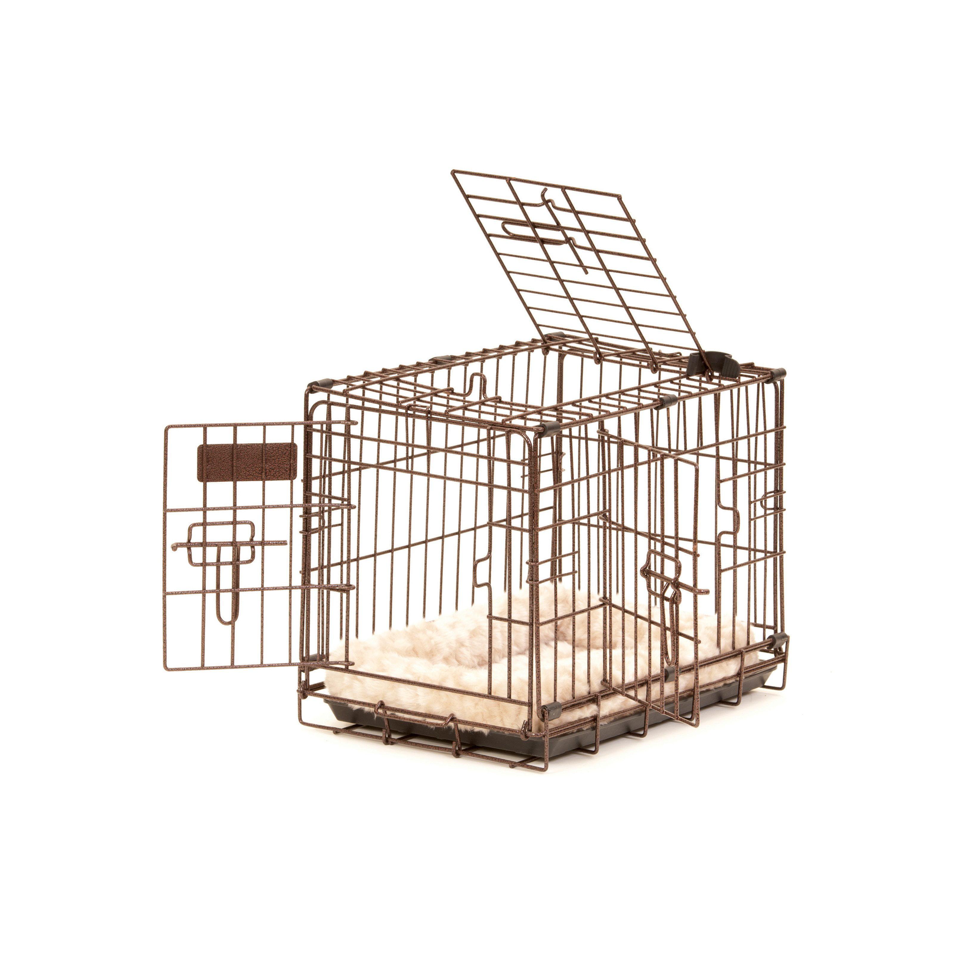 Precision Pet Great Crate Elite Triple Door Dog Crate - 7011346