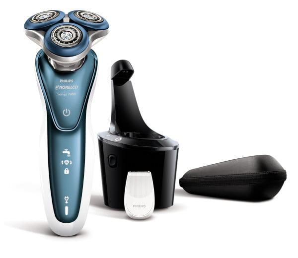 Philips Norelco Electric Shaver 7500 for Sensitive Skin, S7371/84