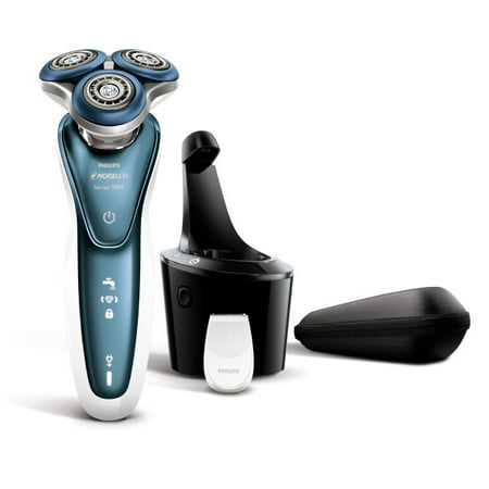 Philips Norelco Electric Shaver 7500 for Sensitive Skin,