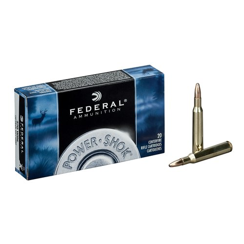 Federal Power-Shok 270 WIN 130GR Soft Point