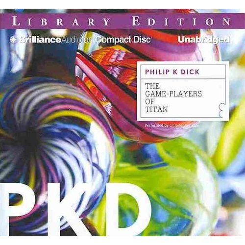 The Game-Players of Titan: Library Edition
