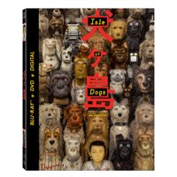 Isle of Dogs (Blu-ray + DVD)