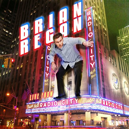 Brian Ragan   Live From Radio City Music Hall  Cd