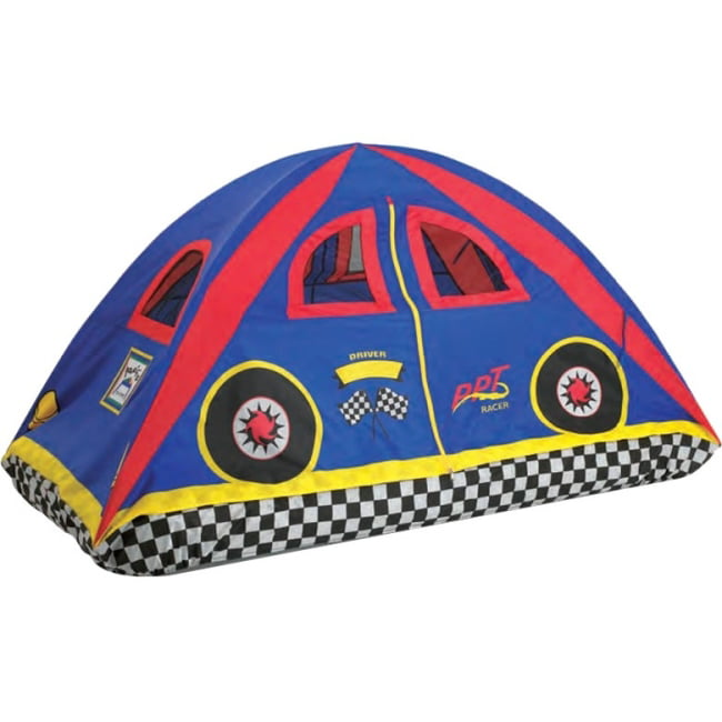 Rad Racer Bed Tent, Full by Pacific Play Tents, Inc