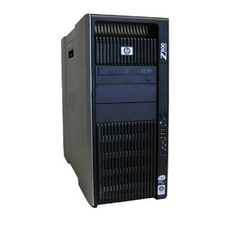 Refurbished HP Z800 Workstation X5650 Six Core 2.66Ghz 24GB 1TB Q5000 Win 10 Pre-Install - image 3 of 3