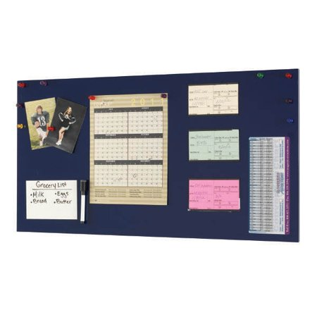 STEELMASTER Large, Magnetic Note Board 14