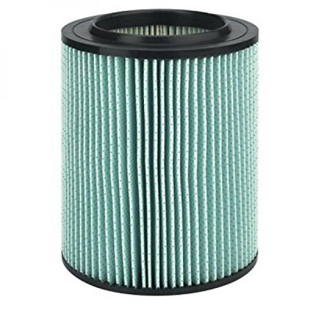 Craftsman 9-17912 Wet Dry Vacuum Filter with High Efficiency Particle Air Filter Rated Material (Craftsman Air)