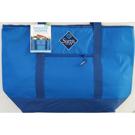 Sams Cooler Bag Jumbo Size Insulated Shopper Leak