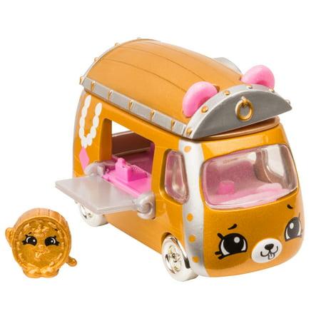 Cutie Cars Shopkins Season 2 Single Pack Limited Edition Treasure Drove