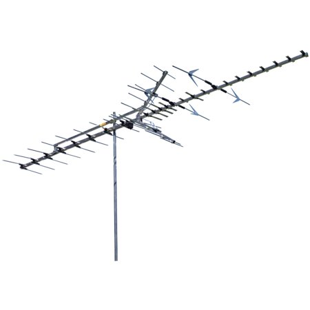 Winegard Hdtv Antenna (Winegard Hd7698p Platinum Series Hdtv High-band Vhf/uhf Deep Fringe Antenna (65-mile Range))