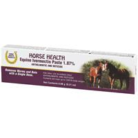 Horse Health Products Equine Ivermectin Paste Dewormer, 0.21 oz.